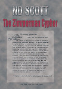 Pdf The Zimmerman Cypher Telecharger