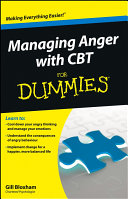 Managing Anger with CBT For Dummies