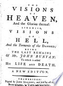 The Visions Of Heaven And The Glories Thereof