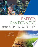 Energy  Environment  and Sustainability