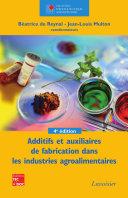 Pdf Additifs et auxiliaires de fabrication dans les industries agroalimentaires (4e ed.) Telecharger