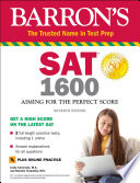 Sat 1600 With Online Test Book PDF