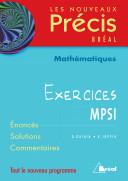 Mathématiques MPSI - Exercices