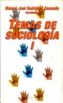Temas de sociología