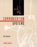 Communication Systems Book PDF
