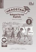 Books - Headstart Life Skills Grade 1 Teachers Guide (Sesotho) Headstart Bokgoni ho tsa Bophelo Kereiti ya 1 Buka ya Titjhere | ISBN 9780195996036