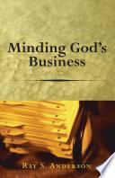 Minding God S Business Book PDF