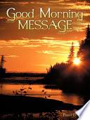 Good Morning Message Book PDF