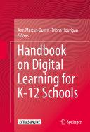 Handbook on Digital Learning for K 12 Schools