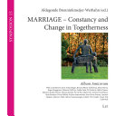 Marriage - Constancy and Change in Togetherness Pdf/ePub eBook