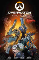 Overwatch  First Strike Book