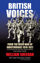 British Voices of the Irish War of Independence