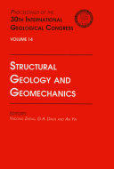 Structural Geology and Geomechanics