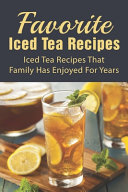 Favorite Iced Tea Recipes