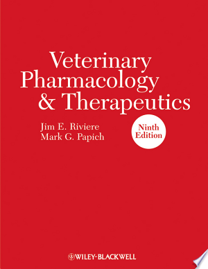 Download Veterinary Pharmacology and Therapeutics Free Books - Reading Best Books For Free 2018