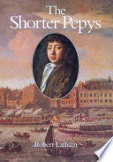 """The Shorter Pepys"" by Samuel Pepys, Robert Latham"