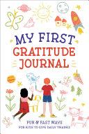 My First Gratitude Journal