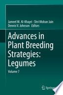 Advances in Plant Breeding Strategies: Legumes