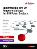 Pdf Implementing IBM VM Recovery Manager for IBM Power Systems Telecharger