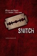 Snitch Pdf/ePub eBook