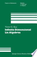 Infinite Dimensional Lie Algebras