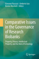 Comparative Issues in the Governance of Research Biobanks