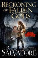 Reckoning of Fallen Gods Book