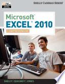 Microsoft Excel 2010 Comprehensive