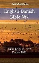 English Danish Bible No7