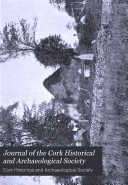 Journal of the Cork Historical and Archaeological Society