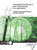 International Science And Technology Co Operation Towards Sustainable Development Book PDF