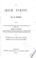 The Irish Jurist