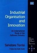 Industrial Organisation and Innovation