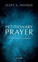 Petitionary Prayer [Pdf/ePub] eBook