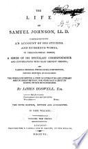 The Life Of Samuel Johnson Ll D