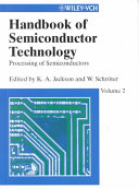 Handbook of Semiconductor Technology  Volume 2