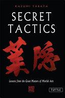Secret Tactics Pdf/ePub eBook