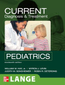 CURRENT Diagnosis and Treatment Pediatrics  Nineteenth Edition