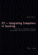 ICT  Integrating Computers in Teaching