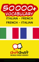 50000+ Italian - French French - Italian Vocabulary