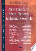 New Trends In Brain Hypoxia Ischemia Research Book PDF