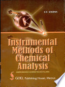 Instrumental Methods of Chemical Analysis
