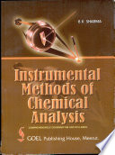 Instrumental Methods of Chemical Analysis Book