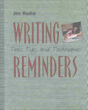 Writing Reminders Book