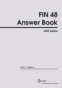 Fin 48 Answer Book 2009