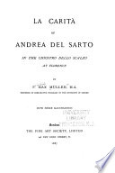 La Carità of Andrea Del Sarto