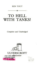 To Hell with Tanks  Book PDF