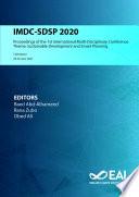 IMDC SDSP 2020