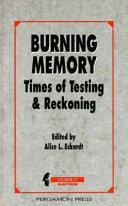 Pdf Burning Memory
