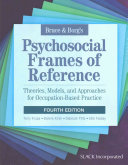 Bruce Borg S Psychosocial Frames Of Reference Book PDF
